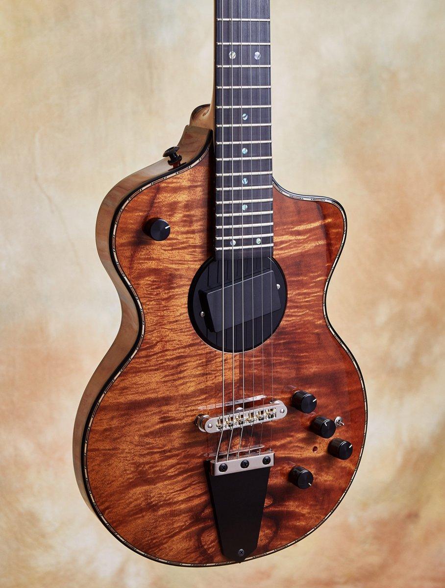 rick turner model one cr guitars. Black Bedroom Furniture Sets. Home Design Ideas